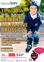Den dětí na in-line bruslích (11. 6. 2016)